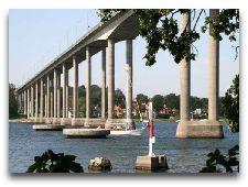 Город Свенборг: Мосты