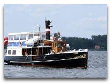 Город Свенборг: Прогулки на кораблике
