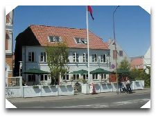 Город Свенборг: Ресторан
