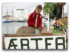 Город Свенборг: Рынок эколочных товаров