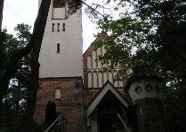 Достопримечательности Светлогорска: Церковь Серафима Саровского