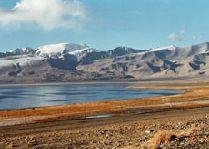 Озера Таджикистана: озеро Каракуль