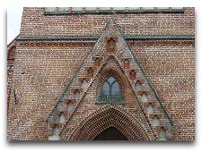 Достопримечательности Тарту – Церкви и Соборы: Яановская церковь