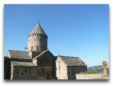 Окрестности города Сисиана Монастырь Татев: Татев Монастырь главный собор