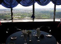 Таллиннская телебашня: Ресторан на высоте птичьего полета