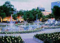Парк Тиволи: Сад