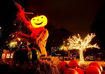 Парк Тиволи: Хеллоуин