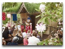 Парк Тиволи: Детские праздники