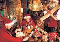 Tomteland -деревня Шведского Санта Клауса: Подарки