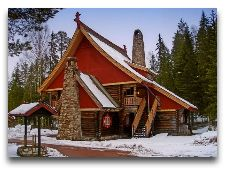 Tomteland -деревня Шведского Санта Клауса: Томтеленд