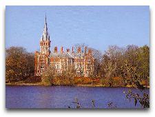 Достопримечательности Тракая: Дворец Тышкевичей