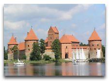 Достопримечательности Тракая: Замок