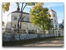 Достопримечательности Тракая: Костел Явления Пресвятой Девы Марии