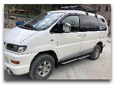 Транспорт для посещения монастыря Георгети