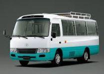 Транспорт для туристов: TOYOTA COASTER