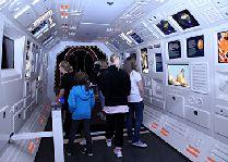 Научный центр Universeum: На борту звездолета