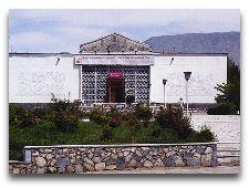 Достопримечательности Ура-Тюбе: Музей Рудаки. Ура-Тюбе
