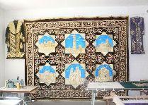 Народное искусство Узбекистана