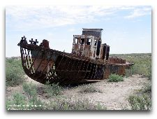 Моря Узбекистана