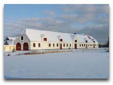 Замок Вальдемарс: Зима