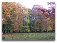 Замок Вальдемарс: Осень