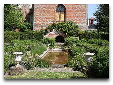 Замок Вальдемарс: Парк