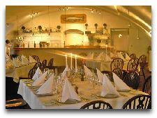 Замок Вальдемарс: Ресторан в замке