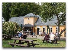 Замок Вальдемарс: Ресторан