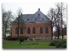 Замок Вальдемарс: Церковь замка