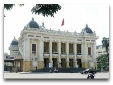 Культура: Здание оперы в Ханое