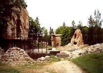 Замок Вильянди