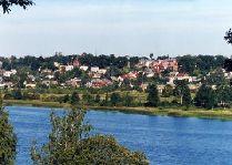 Достопримечательности Вильянди: Вильяндиское озеро
