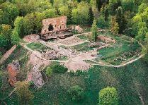 Достопримечательности Вильянди: Вильяндиский замок