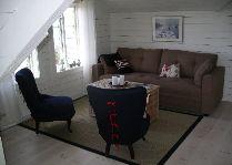 Villa Strömung: Villa Stroming гостинная