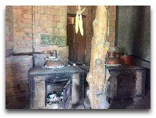 Винный дом близнецов в Напареули