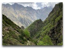 Водопады Казбеги