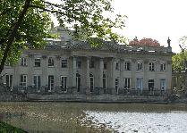 Дворец в Лазенках