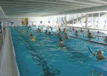 Водный парк: Плавательный бассейн