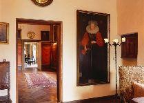 Замок Брохолм: амфилада комнат