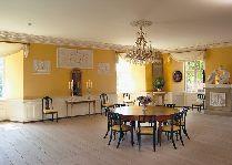 Замок Брохолм: зал Торвальдсена