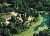 Замок Брохолм: замок Брохолм