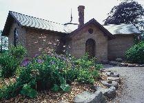Замок Брохолм: здание музея каменного века