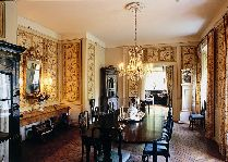 Замок Брохолм: Китайский зал