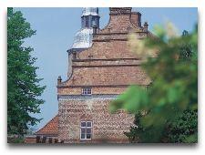 Замок Брохолм: замок