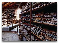Замок Брохолм: музей каменного века