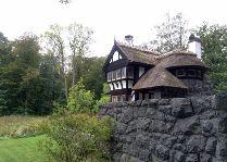 Замок Чулёхольм: Котттедж