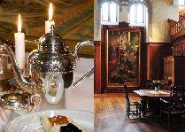 Замок Чулёхольм: Интерьеры замка