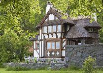 Замок Чулёхольм: Коттедж в саду
