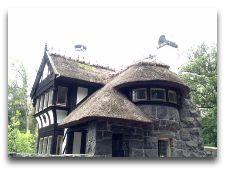 Замок Чулёхольм: Коттедж
