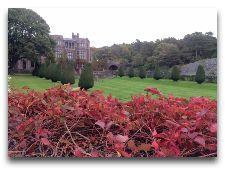 Замок Чулёхольм: Осеннее разноцветие
